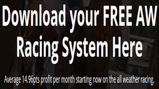 Are You Ready To Profit From All Weather Racing?