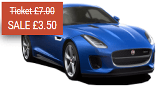 Week 16 - Win Your Dream Car - £5 Free Credit - Guaranteed Weekly Winner