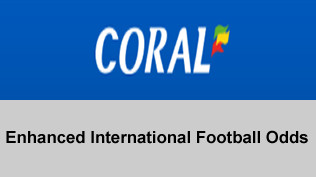 Enhanced International Football Odds