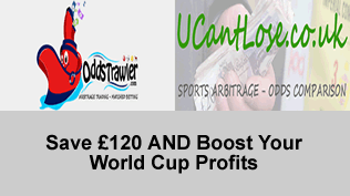 Save £120 AND Boost Your World Cup Profits