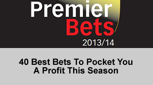 40 Best Bets To Pocket You A Profit This Season