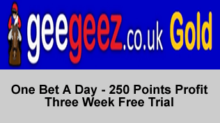 One Bet A Day - 250 Points Profit - Three Week Free Trial