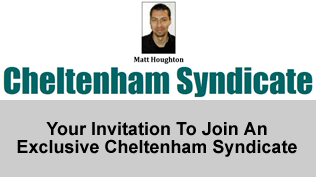 Your Invitation To Join An Exclusive Cheltenham Syndicate