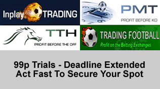 99p Trials - Deadline Extended - Act Fast To Secure Your Spot