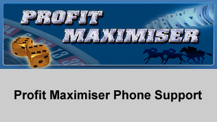Profit Maximiser Phone Support