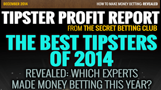 The Best Tipsters Of 2014