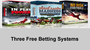 Three Free Betting Systems