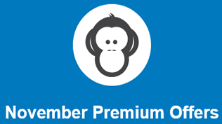 November Premium Offers - What Will You Pick?