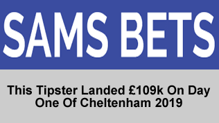This Tipster Landed £109k On Day One Of Cheltenham 2019