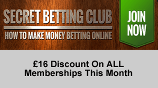 £16 Discount On ALL Memberships This Month