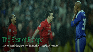 Can An English Team Return To The European Throne?
