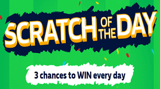 Scratch Of The Day - Millions Of Bonuses Left To Bag