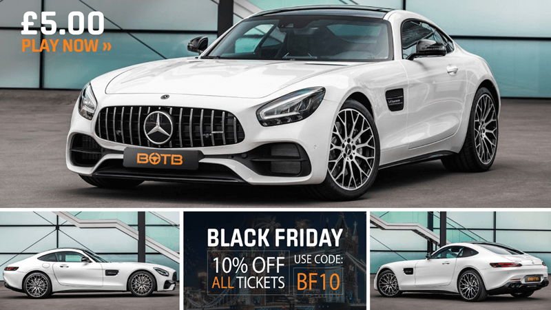 Mercedes AMG GT - 471bhp And 10% Off!