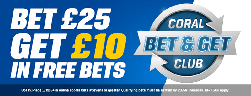 Bet & Get Club - Claim Your Free Weekly Bets