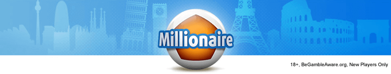 £100,000,000 Millionaire Jackpot - Three Bets For Just £2.50