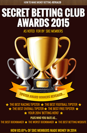 3rd Annual Betting & Tipsters Awards