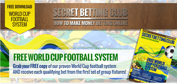 Free World Cup Football System